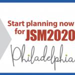 DDM at JSM 2019
